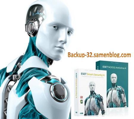 دانلود آنتی ویروس NOD32 Antivirus و ESET Smart Security ورژن 4