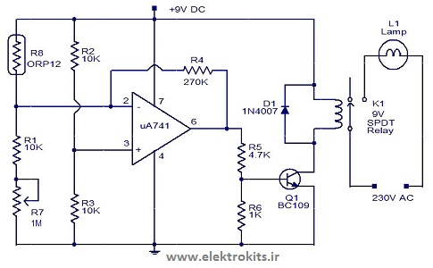 مدارات و کیت های الکترونیکی آرشیو 1392 8