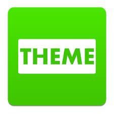 برنامه تم چنجر لاین ورژن Theme Changer 1.0.18