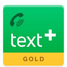 دانلود برنامه اندرویدی تماس و پیامک رایگان textPlus Gold 5.9.9