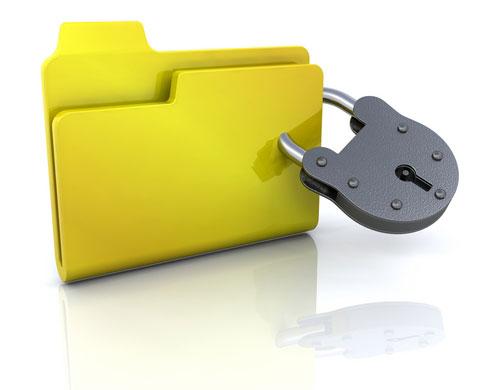 قفل گذاری روی پوشه و فایل های کامپیوتر